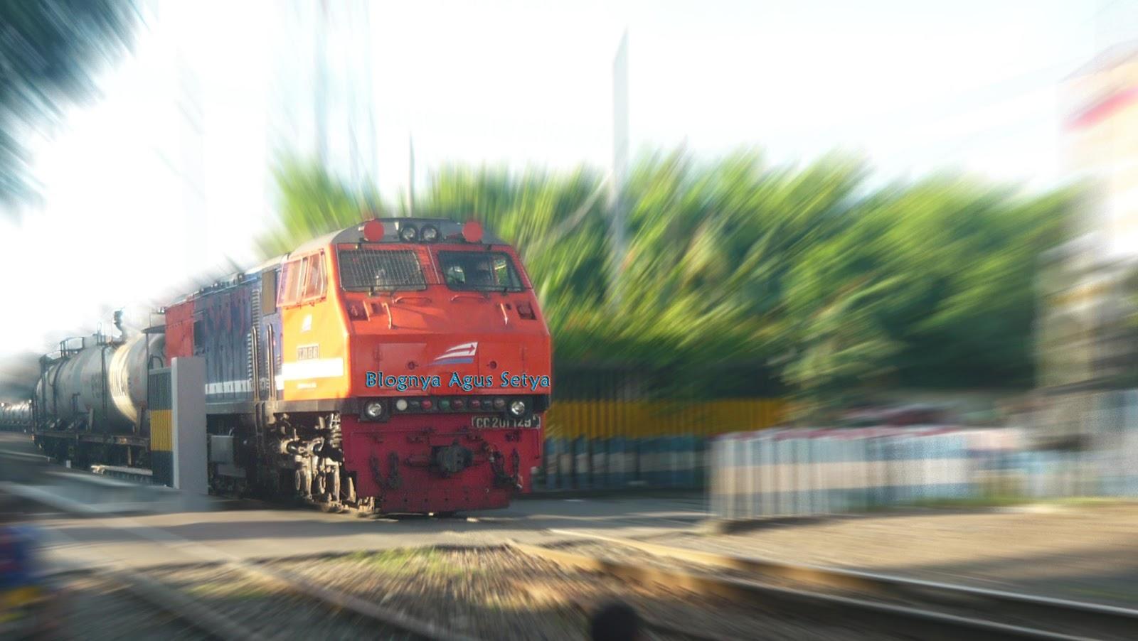 Subsidi kereta api ekonomi