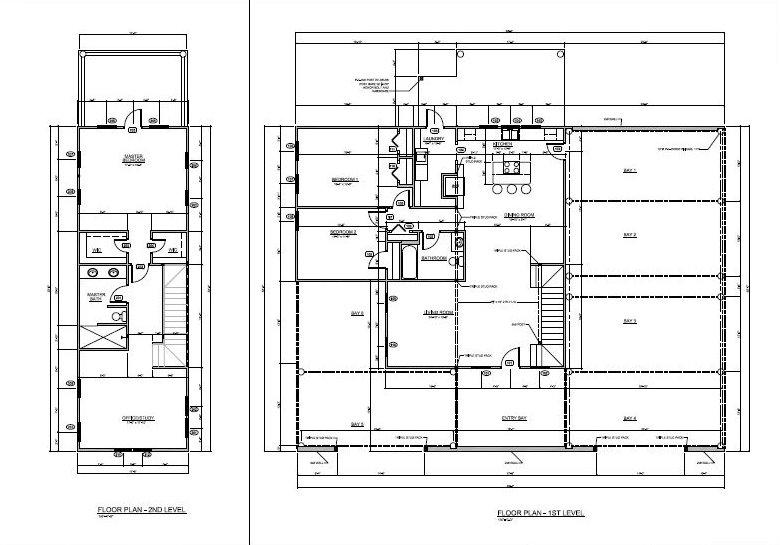 Lemongrass project galloway barn initial concept - Lemongrass custom home design inc ...
