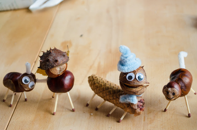chestnut creatures