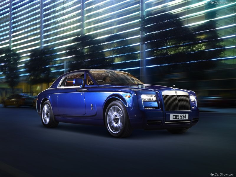 Rolls-Royce Phantom Coupe (2013)
