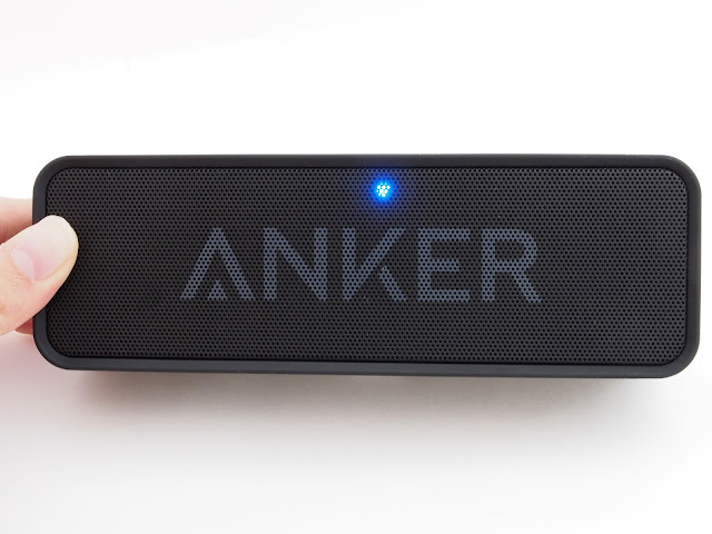 Ankerの新型スピーカSoundCoreは、価格の割には品質が良くて無難だな~王者だなーという感じでっす。