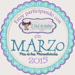 MARZO MES DE LAS MANUALIDADES