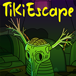 Games4King Tiki Escape