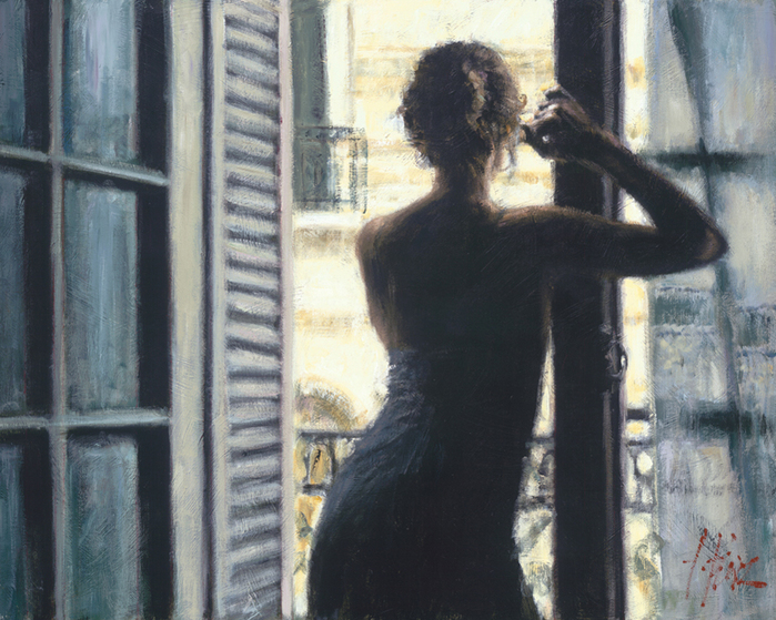 Autumn art inspiracje fabian perez balkony w buenos aires for Fenetre dos windows 7