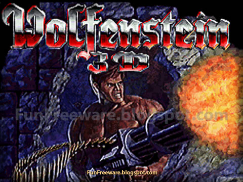 Wolfenstein 3D Screenshot Image