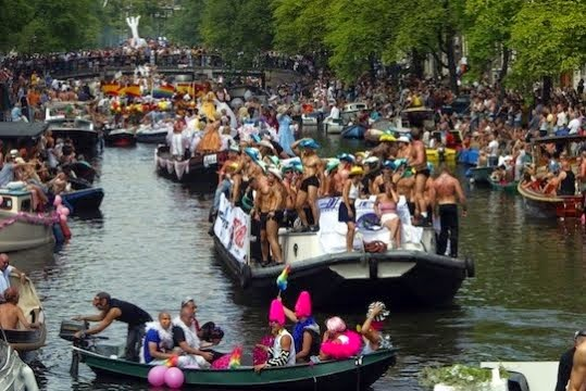 GAY NEWS | Amsterdam Pride 2014