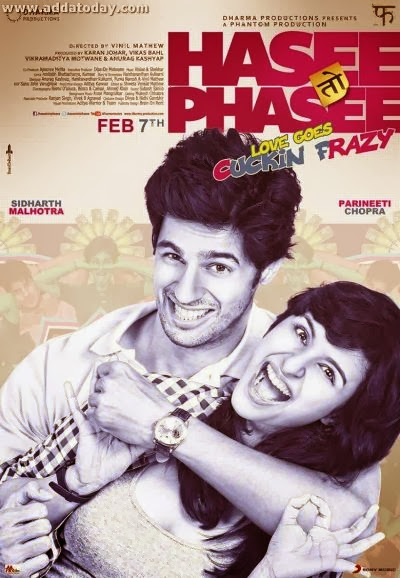 Hasee Toh Phasee 2014 Theatrical Trailer HD 1080p