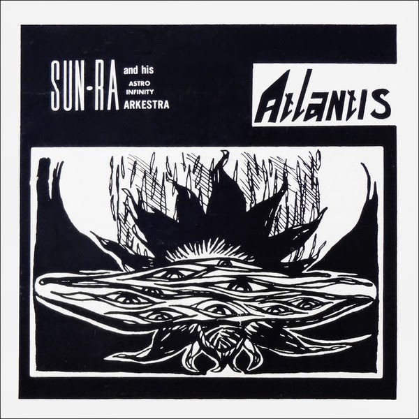 "Sun Ra's ""Atlantis"" is available at https://itunes.apple.com/us/artist/sun-ra/id72824"