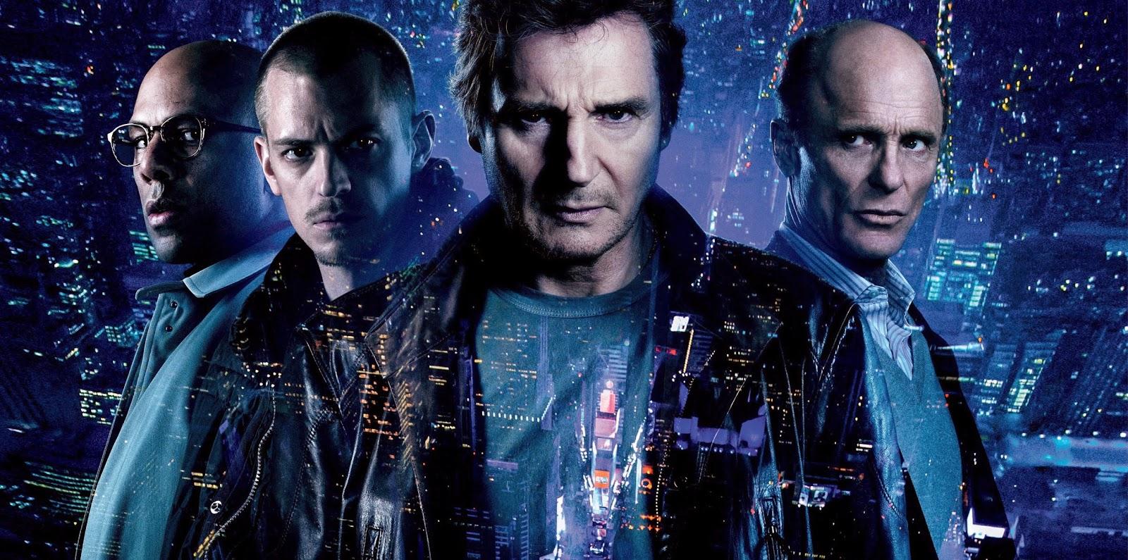 Mais ação no trailer internacional de Noite sem Fim, com Liam Neeson e Ed Harris