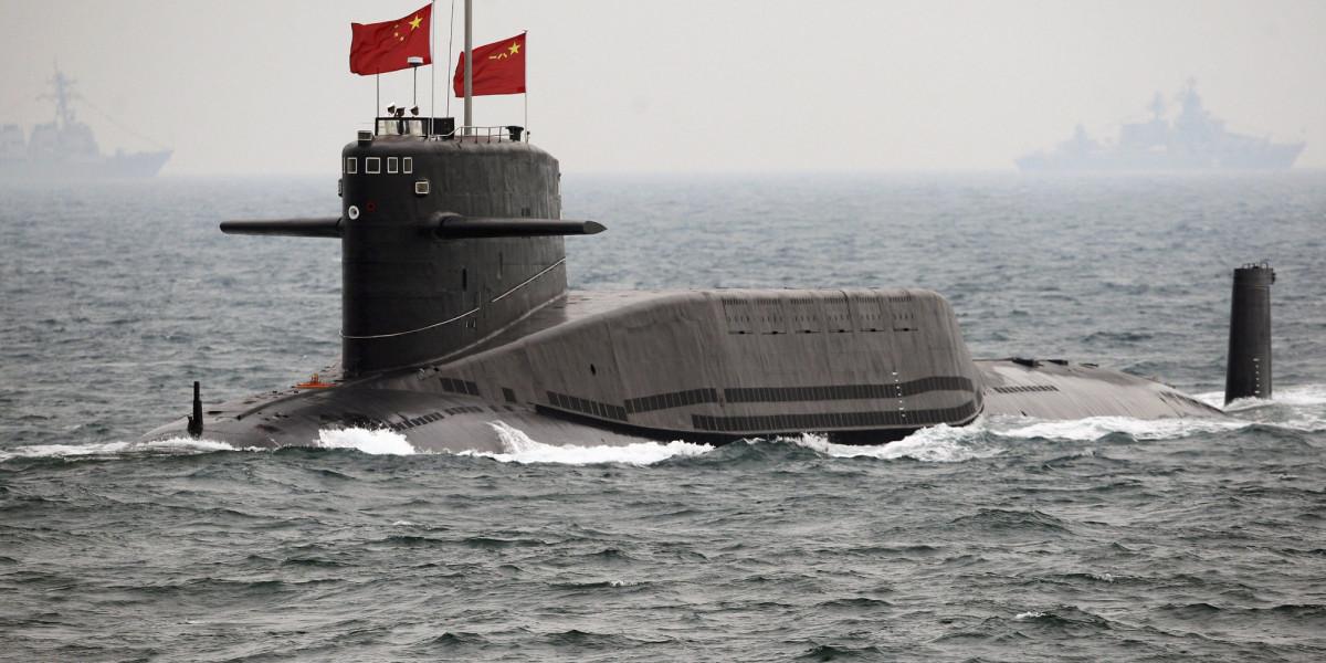 Κβαντική επικοινωνία και στρατηγική στα πυρηνικά υποβρύχια της Κίνας (SSBN)