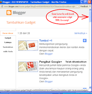 cara membuat widget chat yahoo messenger (YM)-2