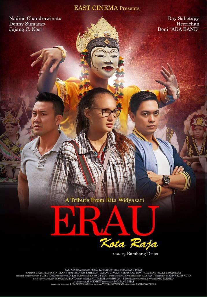 Review Film Erau Kota Raja 2015 Terbaru