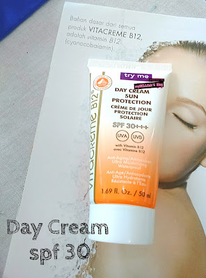 VITACREME B12 DAY CREAM SUN PROTECTION
