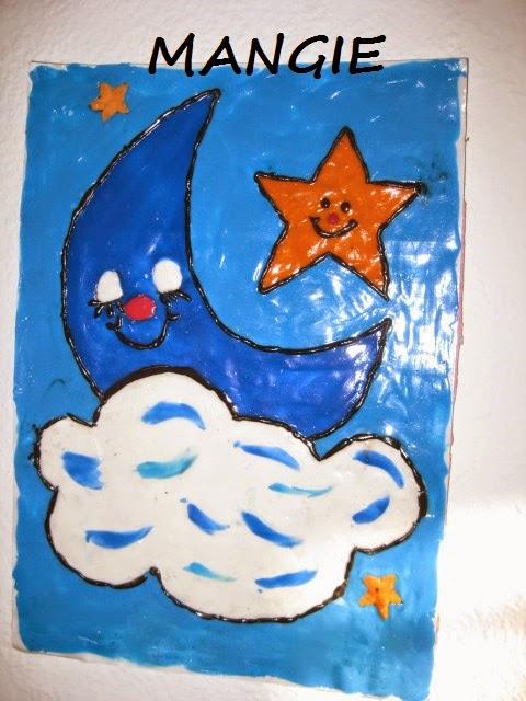 Luna plastilina