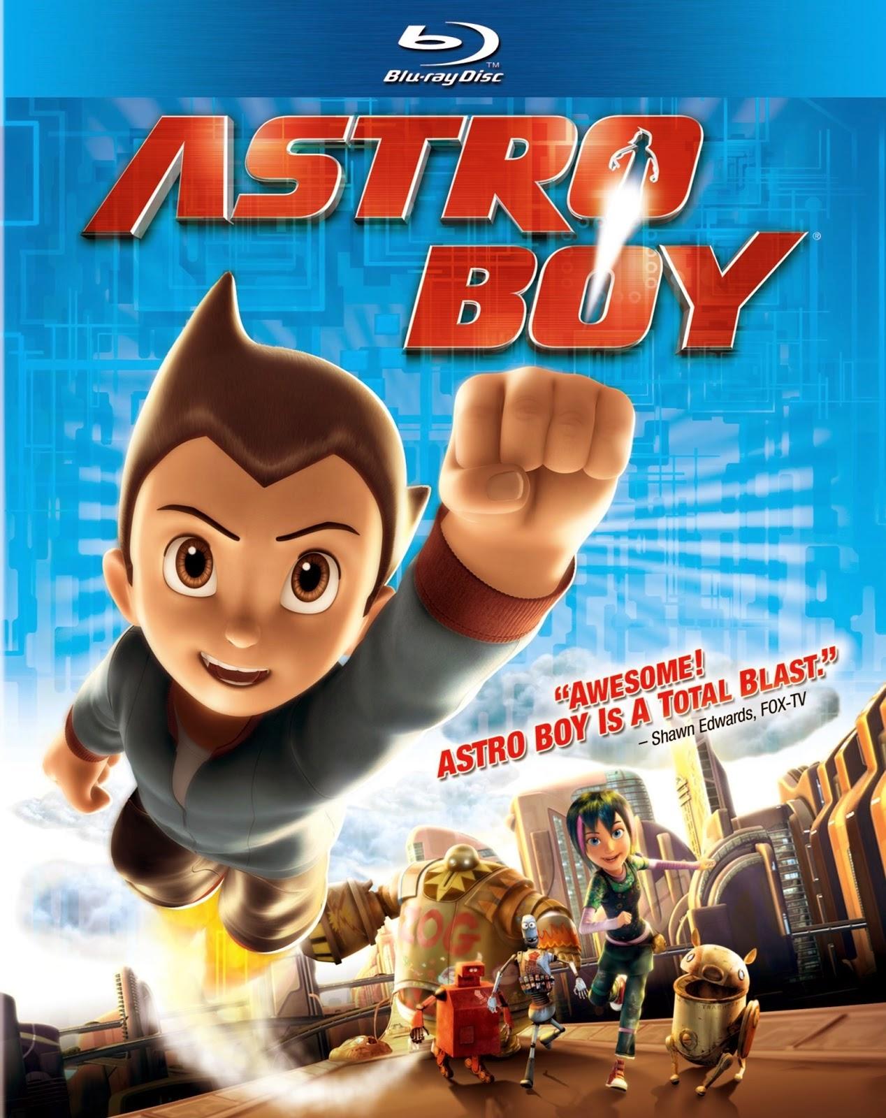 ดูการ์ตูน Astro Boy เจ้าหนูพลังปรมาณู