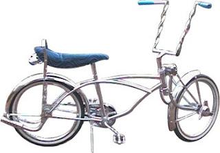 Lowrider Bikes