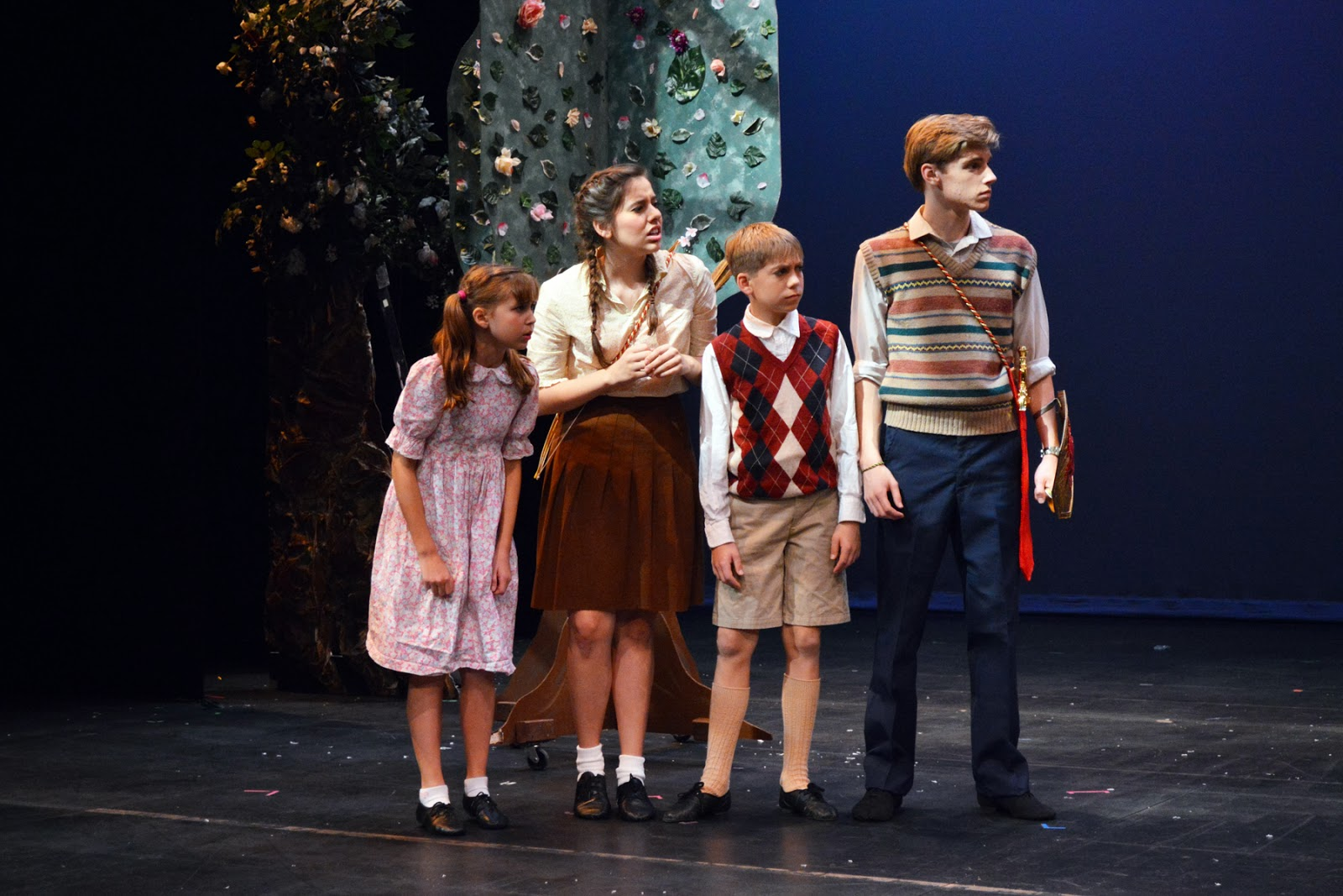 Connor and Helen Grow Up: Winter Theater: The Lion, the Witch, and ...