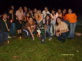 PATRULLA DEL TRIMESTRE 1º/2011