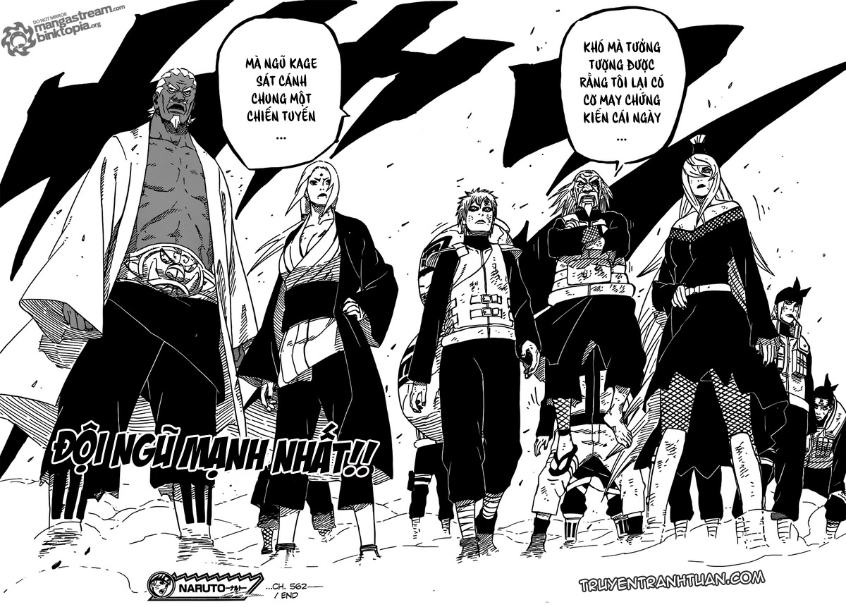 Naruto - Chapter 562 - Pic 16