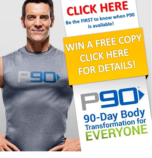 p90, Tony Horton, Home workout,