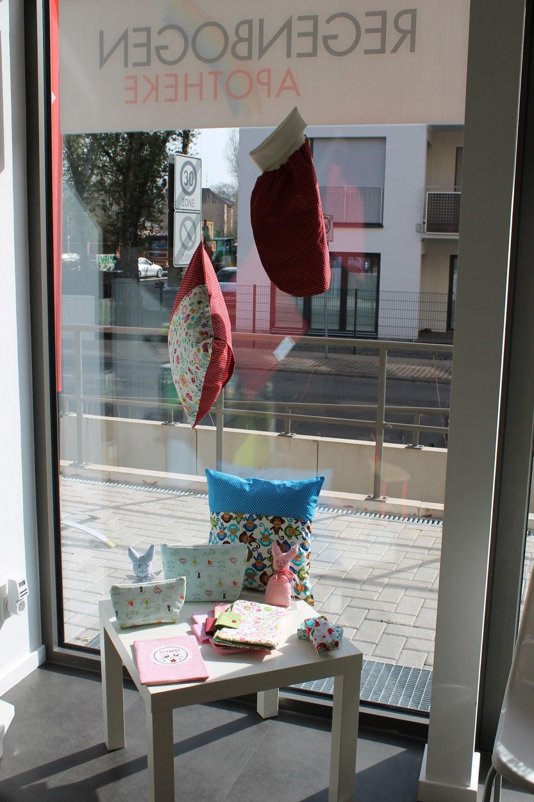 Gl ckspilzig schaufenster dekoration - Schaufenster dekorieren ideen ...