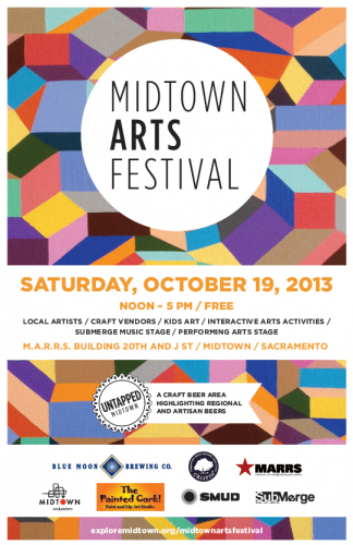 Midtown Arts Festival Oct. 19 features local artists, music