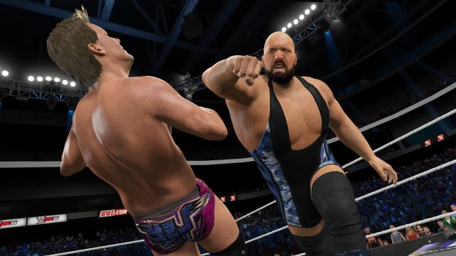 WWE 2K15 HD Wallpaper