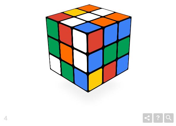 Un Doodle de Google para divertirse un poco