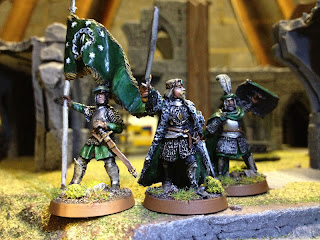 The Hobbit Strategy Battle Game Arnor Command