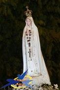 Procissão da imagem Peregrina da Nossa Senhora de Fátima