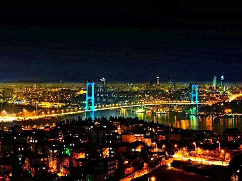 سائق سيارة في اسطنبول