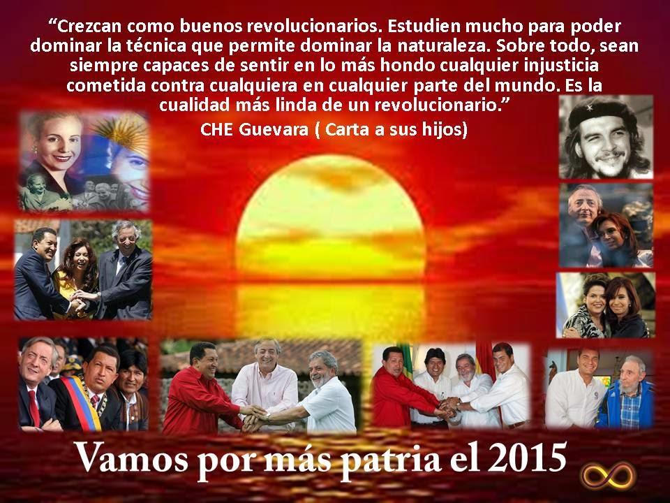 FELIZ 2015 a Todas y Todos