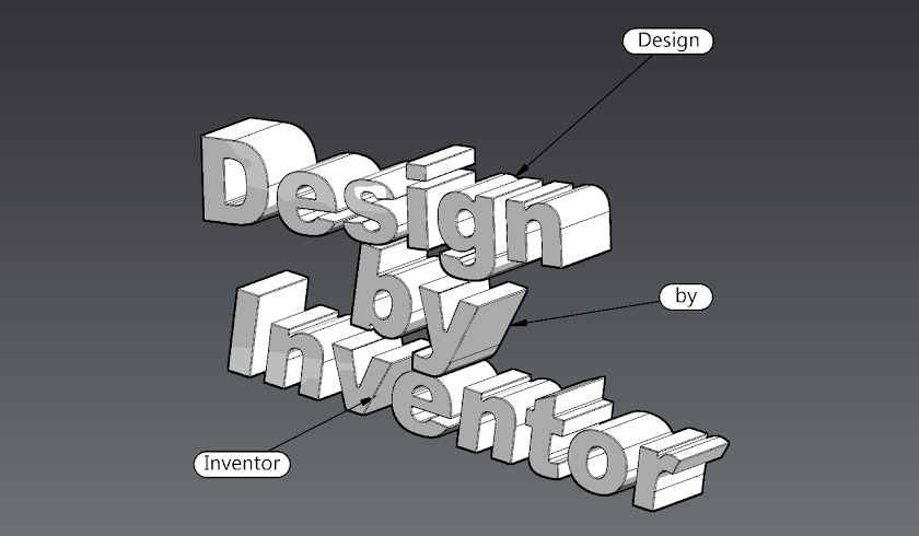 Design by Inventor