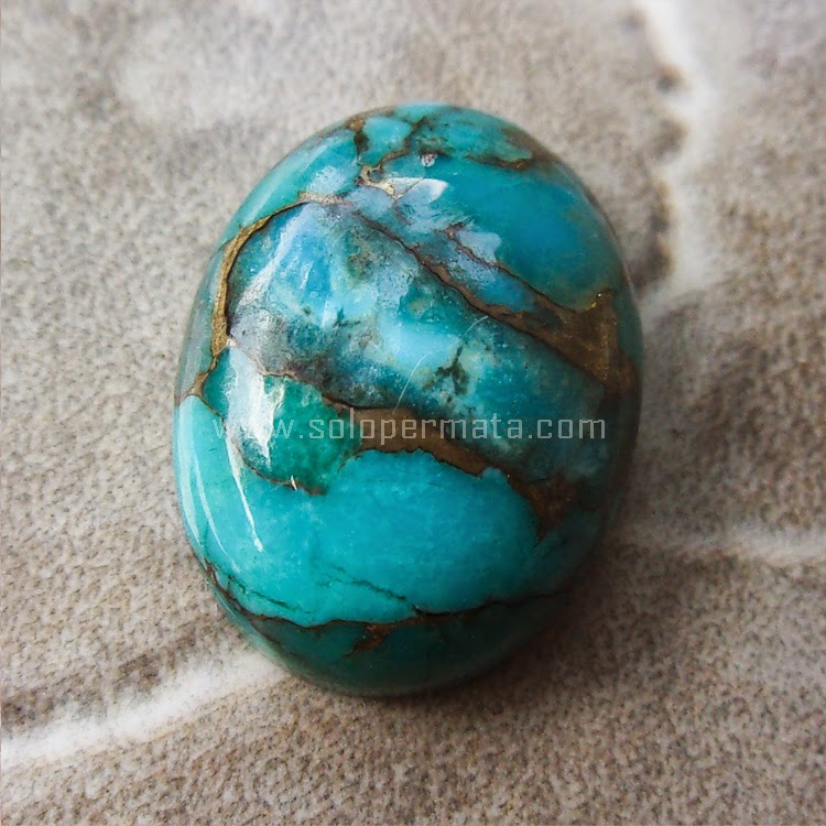 Batu Permata Pirus - SP448