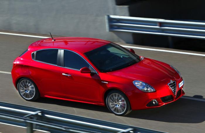 Alfa Romeo Romeo Giulietta