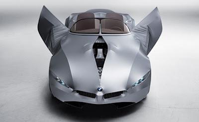 BMW robo car