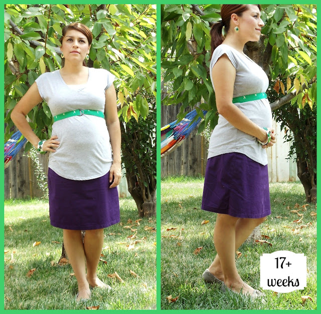 Maternity looks, Maternity clothes, Maternity outfits, Thrifted maternity, Dressing your bump, Inexpensive maternity, 17 weeks