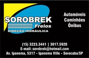 SOROBREK Direção Hidráulica e Freios