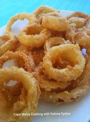 In en om die huis: Crispy Buttermilk Onion Rings