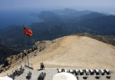 جولات سياحية في انطاليا تركيا, تلفريك اوليمبيوس