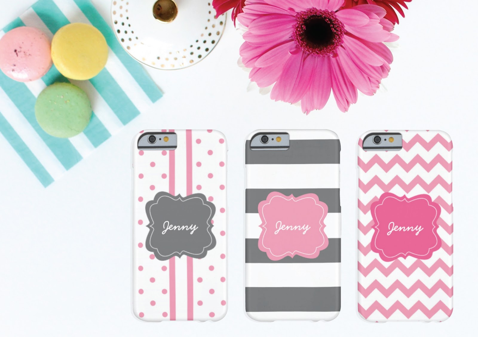 New iPhone 6 cases by Jessica Marie Design