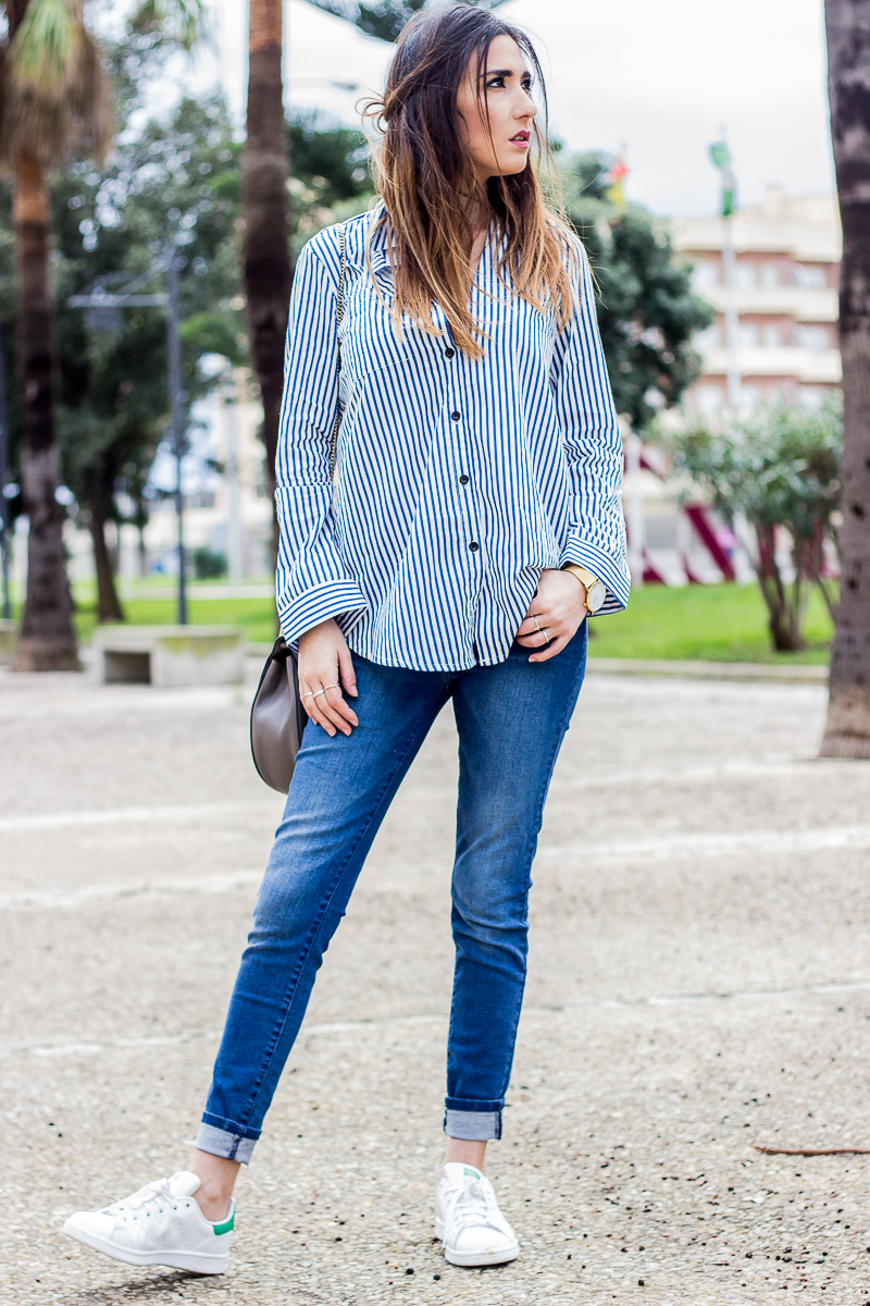 stripes-denim