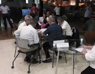 Reunião realizada em 17-11-15