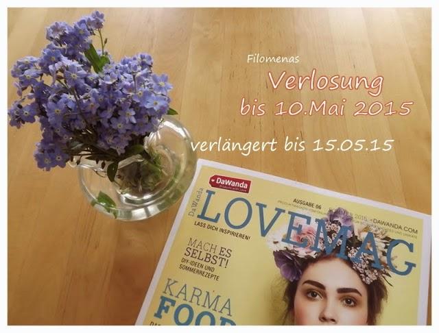 Verlosung Love Mag