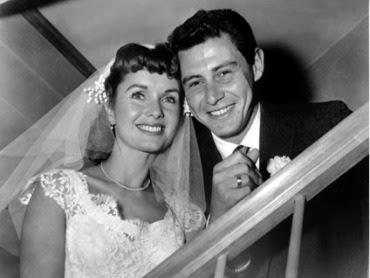 "Young Debbie Reynolds And Elizabeth Taylor Humor Feast: ""Jon..."