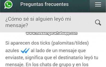 Ahora puedes saber si tus contactos ven los mensajes que envías desde WhatsApp