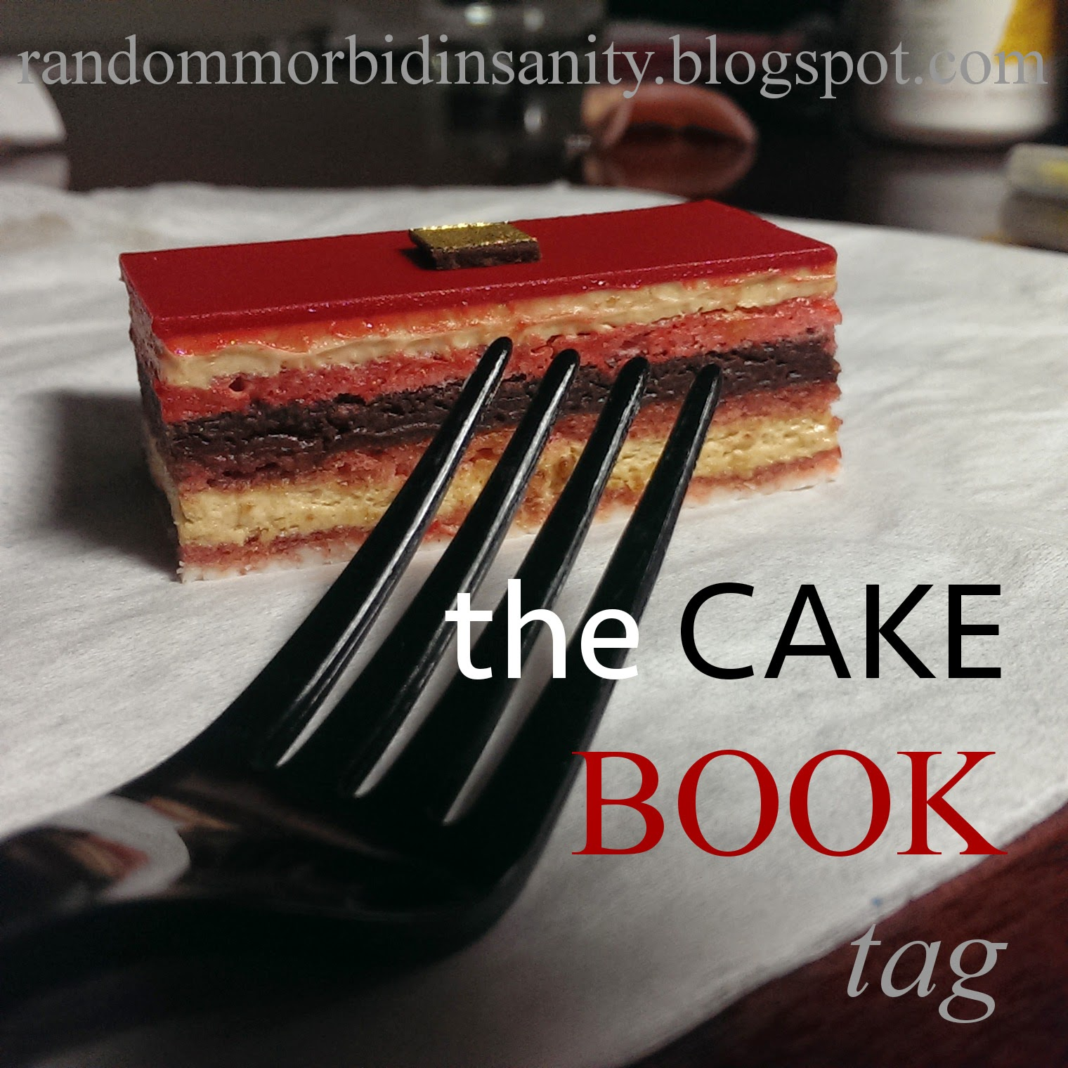 Cakes and books