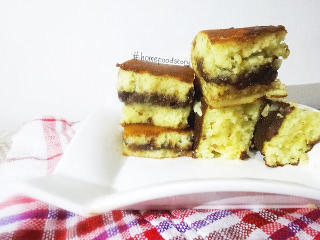 Martabak Manis (Indonesian Sweet Martabak) || homefoodstory.blogspot.com