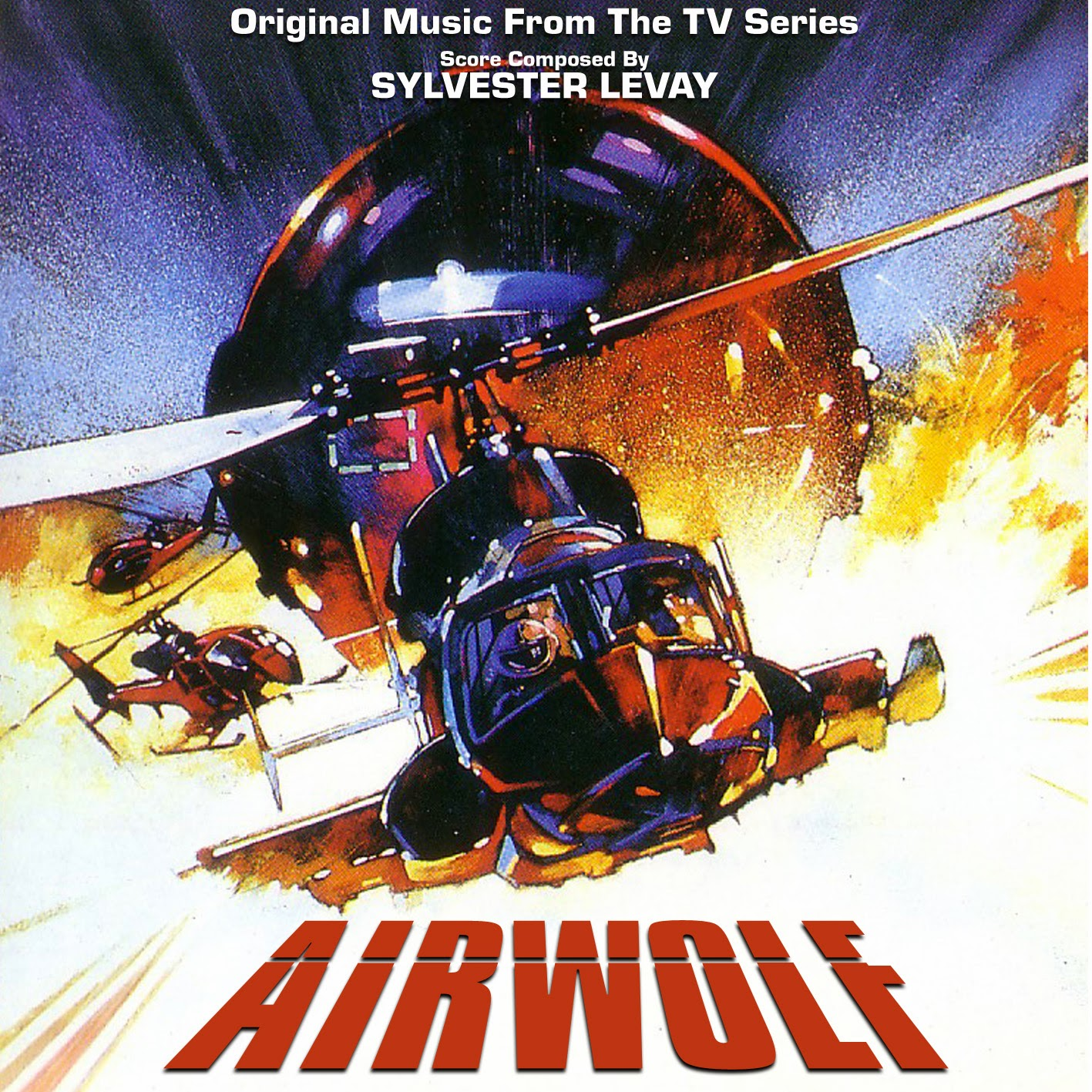 Airwolf - Supercopter