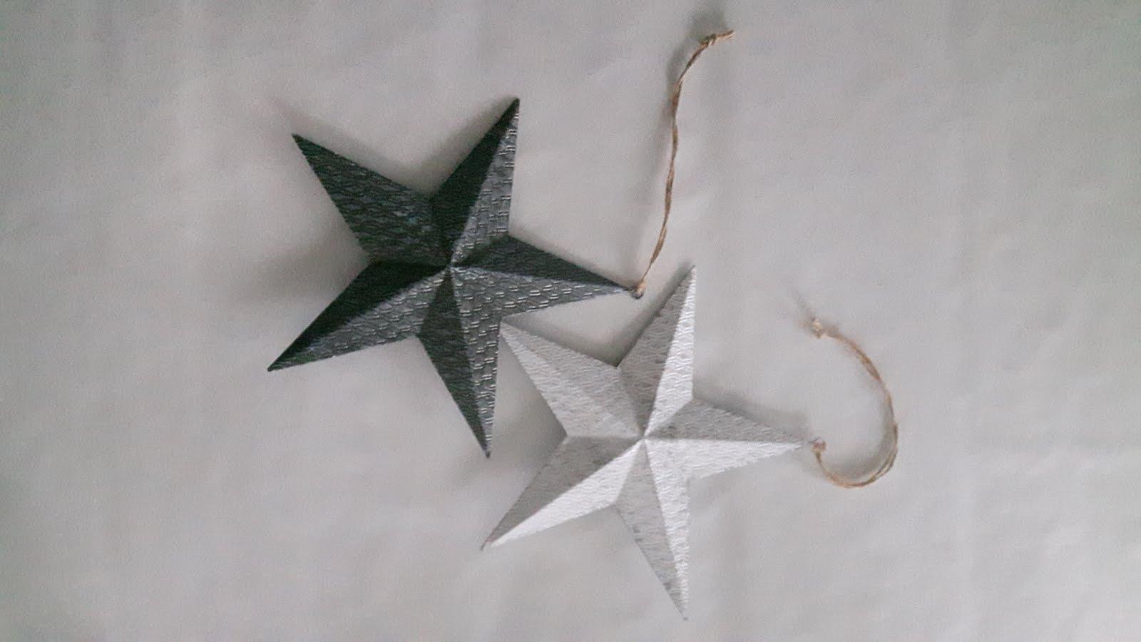 Monikäyttöinen tähtikoriste...